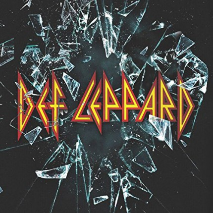 DEF LEPPARD - self titled - promo album cover pic - 2015 - #433MMNSS9693