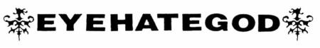 Eyehategod - classic band logo - 090815 - MMNSS - SCR33