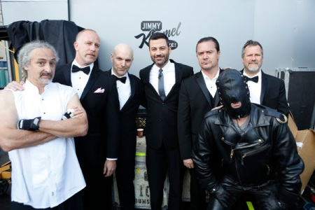 Faith No More - Promo Band Pic - 2015 - Jimmy Kimmel Live - #09033MOMMSN44