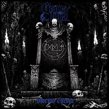 Grave Ritual - Morbid Throne - promo album cover pic - 2015 - #030303MMNSS