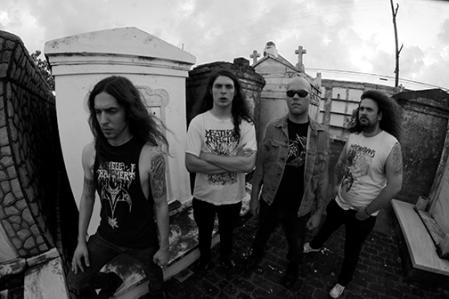 Grave Ritual - promo band pic - 2015 - #0990MMF