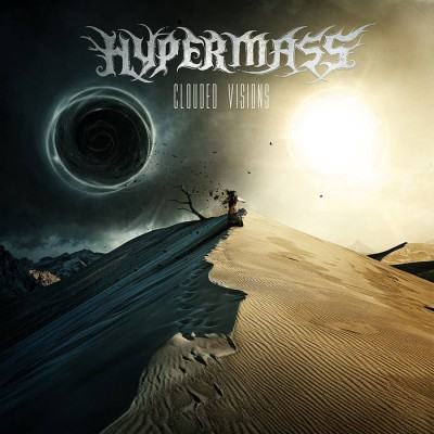 Hypermass - Clouded Visions - promo album cover pic - 2015 - #03339NMMSSOT