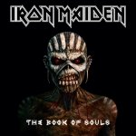 IRON MAIDEN - The Book Of Souls - promo album cover pic - 2015 - #MMILGSS