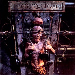 Iron Maiden - The X Factor - promo album cover pic - #3300MMNSMO