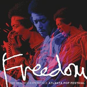 Jimi Hendrix - Freedom - Atlanta Live - 2015 - promo cover pic - #MMNSSMO3