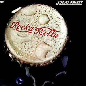 Judas Priest - Rocka Rolla - promo cover pic - 1974 - #0906233MMMSS