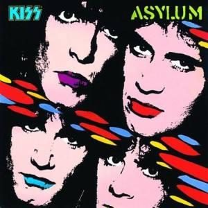 Kiss - Asylum - promo album cover pic - 1985 - #090306MNSS4E