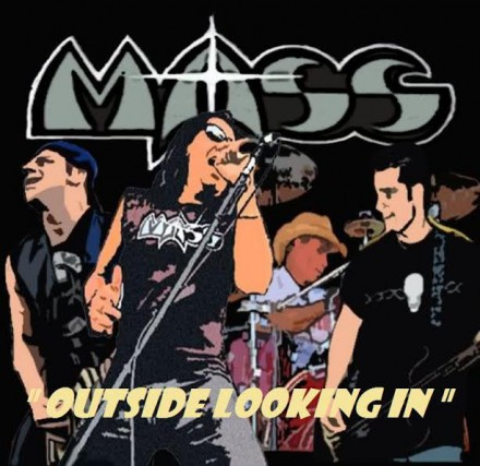 MASS - Outside Looking In - promo digital single artwork - 2015 - #MNSSTOSC3303909
