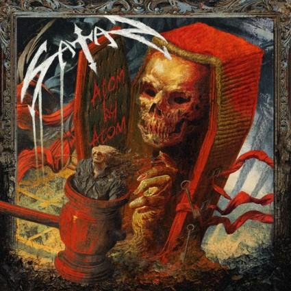 Satan - Atom By Atom - promo cover pic - 2015 - #MMSMS006363
