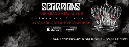 Scorpions - Return To Forever - promo album banner pic - 2015 - #003NMMSS9696
