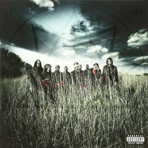 Slipknot - All Hope Is Gone - promo album cover pic - 2008 - #77333MOSNMM