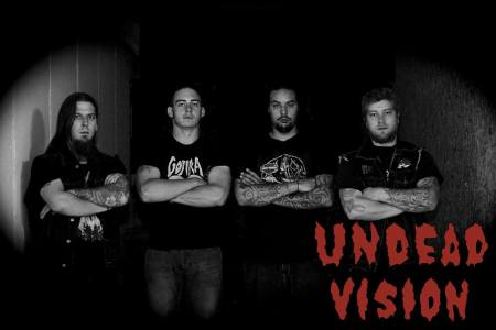 Undead Vision - promo band pic - 2015 - #09MMSS33033