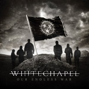 Whitechapel - Our Endless War - promo cover pic - 2014 - #0099MNSSOT9