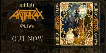 Anthrax - Evil Twin - promo banner pic - 2015 - #MO3399AMNSSO