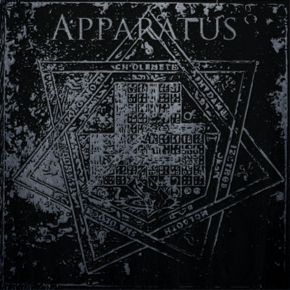 Apparatus - promo album cover pic - 2015 - #33066MONSSBMF