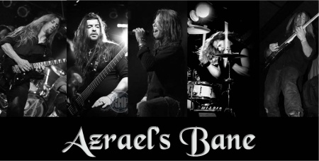 Azraels Bane - promo group live collage - 2015 - #33033MOABMMNSS