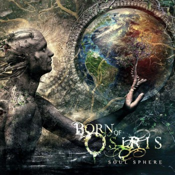 Born Of Osiris - Soul Sphere - promo album cover pic - 2015 - #MO990303