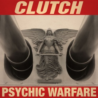 Clutch - Psychic Warfare - promo album cover pic - 2015 - #MONMSS4044E