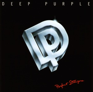 Deep Purple - Perfect Strangers - promo album cover pic - 1984 - #MONSSMM33033