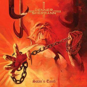 Denner - Shermann - Satans Tomb - promo album cover pic - 2015 - #66MNSS66303