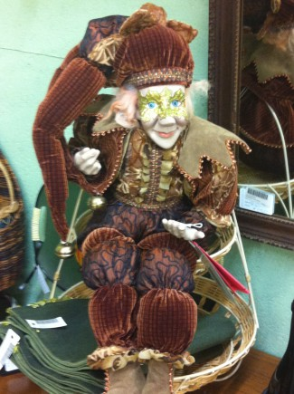 Evil Jester Thing - Antiques Mall - 2015 - #MO6673399NMSS