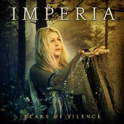 Imperia - Tears Of Silence - promo album cover pic - 2015 - #MMFNSSMO339