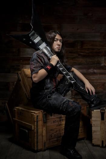 Masaki Murashita - promo pic - 2015 - #0303MSSM4E77