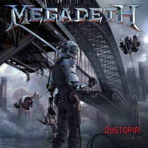 Megadeth - Dystopia - promo album cover pic - 2015 - #3300MOSMMSOT66