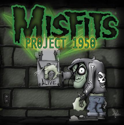 Misftis - Project 1950 - promo album cover pic - 2003 - #MO - NMMSSOTC9393399