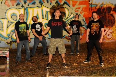 Necrocosm - promo band pic - 2015 - #MO330089MNSSC