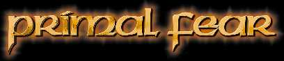 Primal Fear - classic band logo - #339933MONSSC001