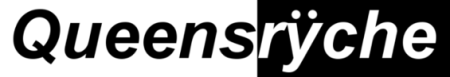Queensryche - classic band logo - #777333MONSMSC