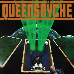 Queensryche - The Warning - promo album cover pic - 1984 - #0033MNSSMOC