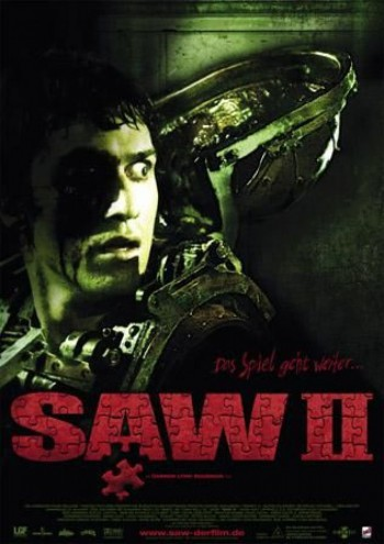 Saw II - promo movie poster pic - #MO77744993300