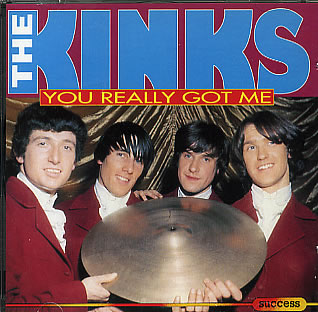 The Kinks - You Really Got Me - promo cover pic - 1964 - #MONMSS39740