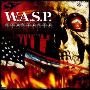 WASP - Dominator - promo cover pic - 2007 - #MONMSS334E
