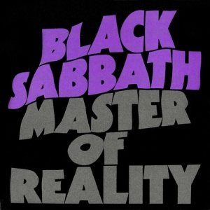 Black Sabbath - Master Of Reality - promo album cover pic - #MO33MMN99SS
