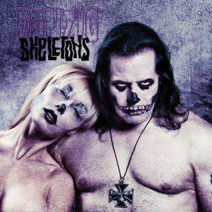Danzig - Skeletons - promo album cover pic - 2015 - #MO777338NSSMM