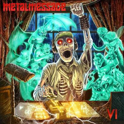 MetalMessage - VI - promo cover pic - 2015 - #MO123777NSMS