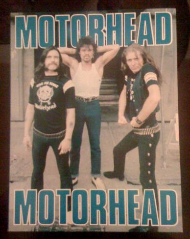 Motorhead - Stones Book - #MO33777LKPAFEC