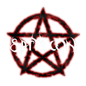 Satyricon - band logo - pentagram - 2015 - #MO99330033