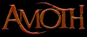 AMOTH - band logo - 2015 - #MO33NLSSLNMS9339