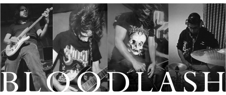 BLOODLASH - promo band collage pic - 2015 - #MO33NSSM994