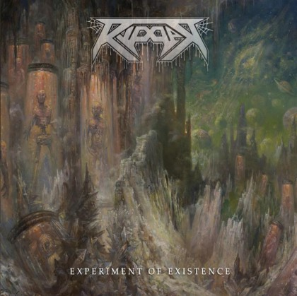 Ripper - Experiment Of Existence - promo album cover pic - 2015 - #MO33993