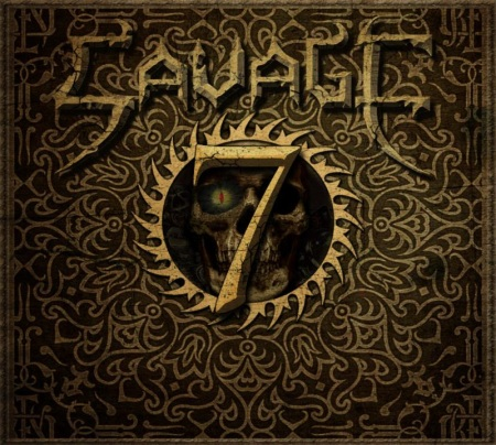 Savage - 7 - promo cover pic - 2015 - #MO333033963