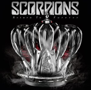 Scorpions - Return To Forever - promo album cover pic - #MO3399SMNSSCMFF