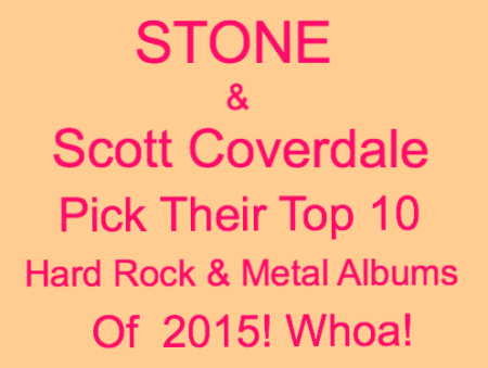 Stone - Scott Coverdale - Top 10 Albums Of 2015 - promo banner - 2015 - #MO33MDILFNSMSTO