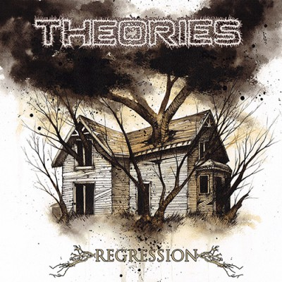 Theories-Regression - promo album cover pic - 2015 - #MO3330099333MDF
