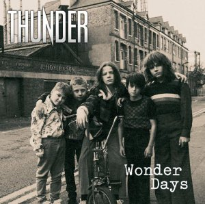Thunder - Wonder Days - promo album cover pic - 2015 - #MO39339MSSNLFMDF33