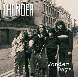 Thunder - Wonder Days - promo album cover pic - 2015 - #MO39339MSSNLFMDF33